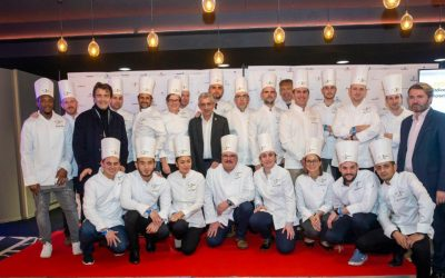 Les meilleurs Chefs récompensés lors du concours « Trophée du Chef »